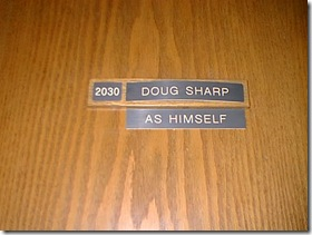 Doug Sharp as Himself