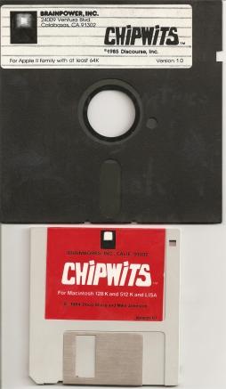 ChipWits Vinyl