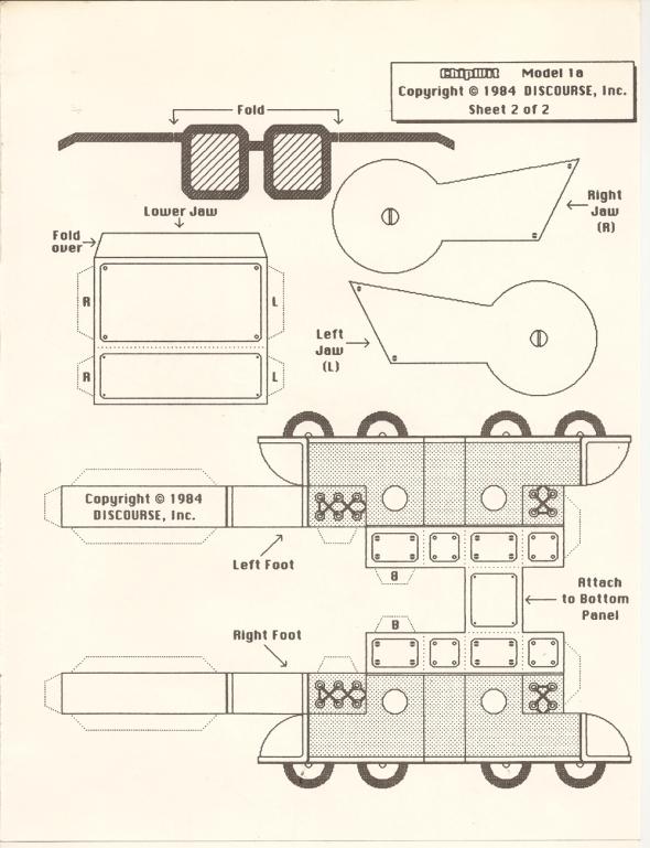ChipWits Model 1a